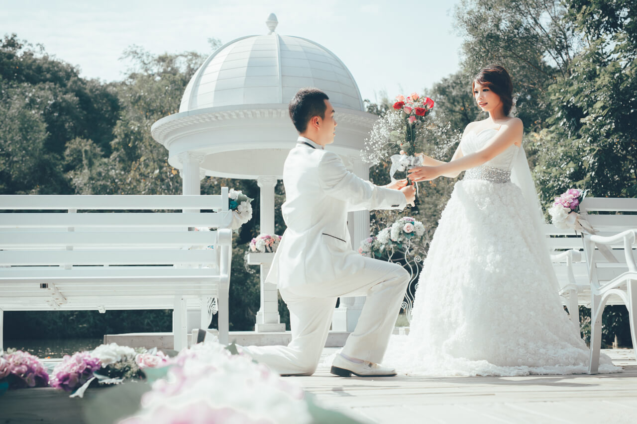 婚禮習俗 西方教堂婚禮 新秘婚攝