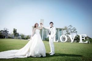 西式婚禮,教堂儀式,戶外婚哩,心之芳庭,新娘秘書,婚禮攝影,台中新秘