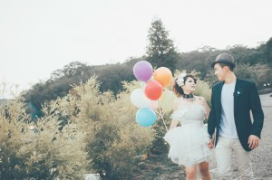自助婚紗|愛麗絲的天空|新秘橘子