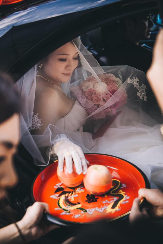 婚禮習俗|台灣傳統結婚儀式|新秘服務流程