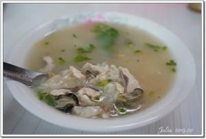 台南美食|阿憨鹹粥