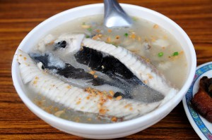 台南美食 阿憨鹹粥