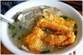 台南|ㄚ憨鹹粥|巷仔裡的必吃當地美食