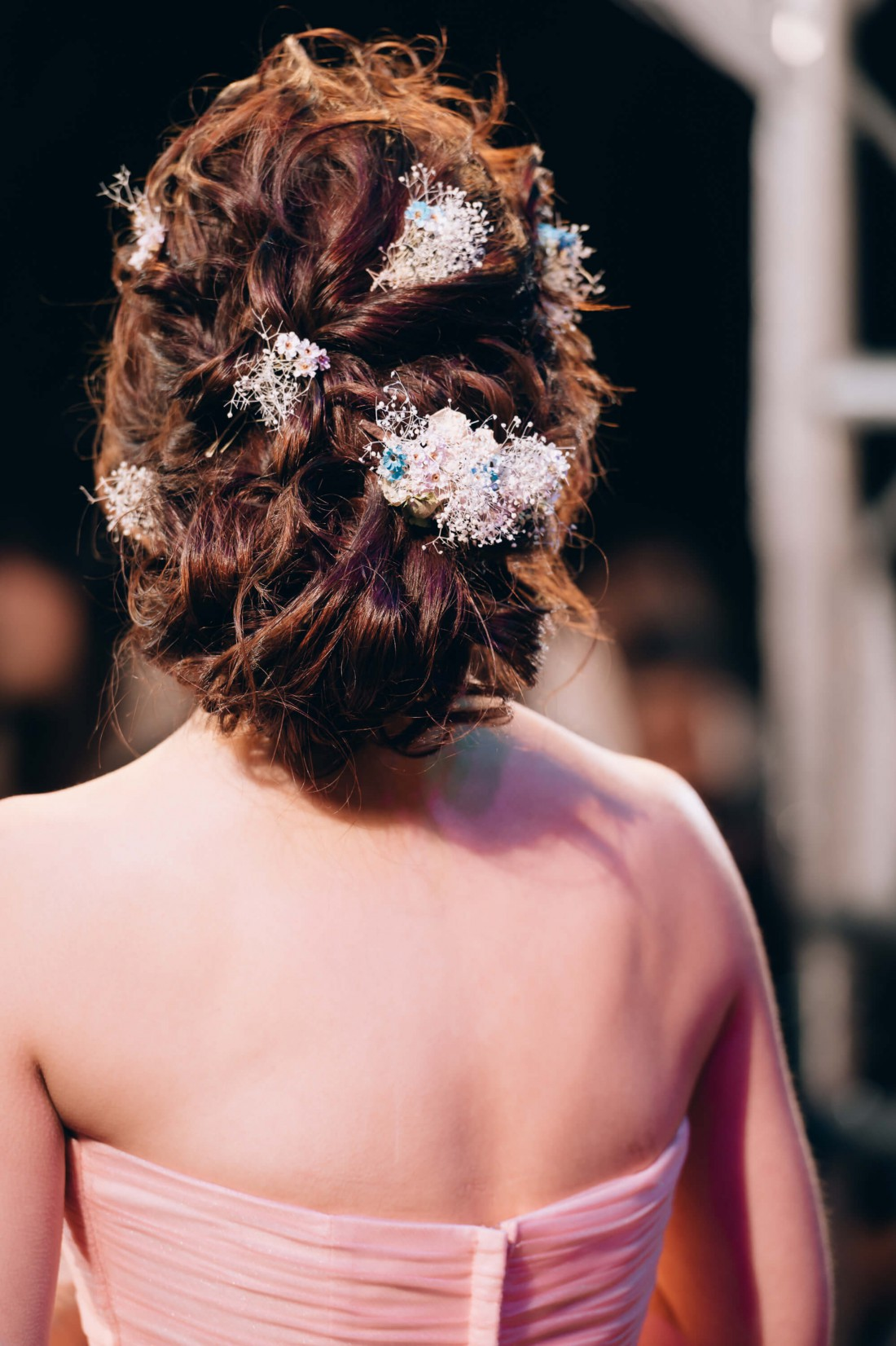 浪漫新娘飾品動手做|手作乾燥花圈