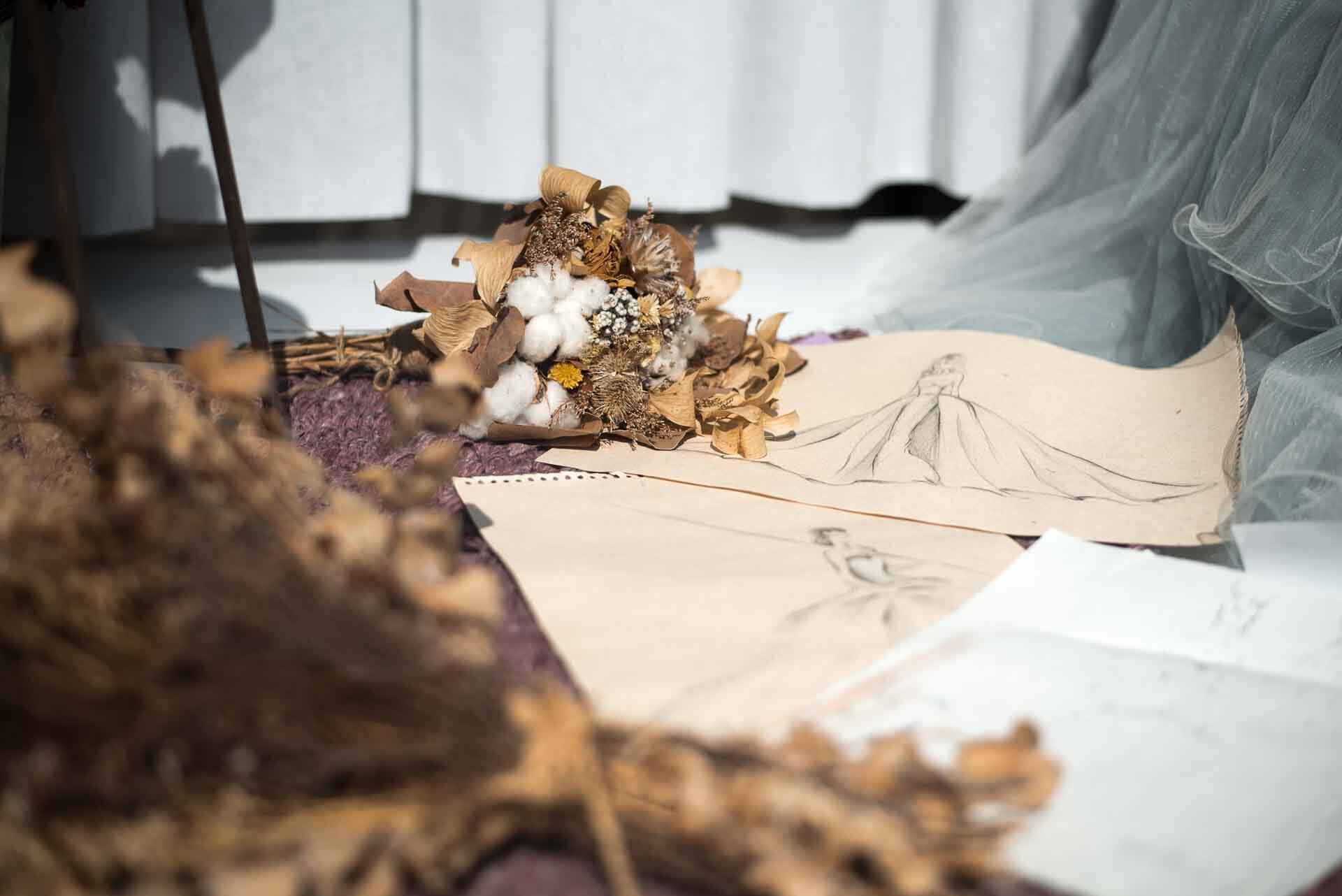 台中精緻婚紗 - 愛情蔓延