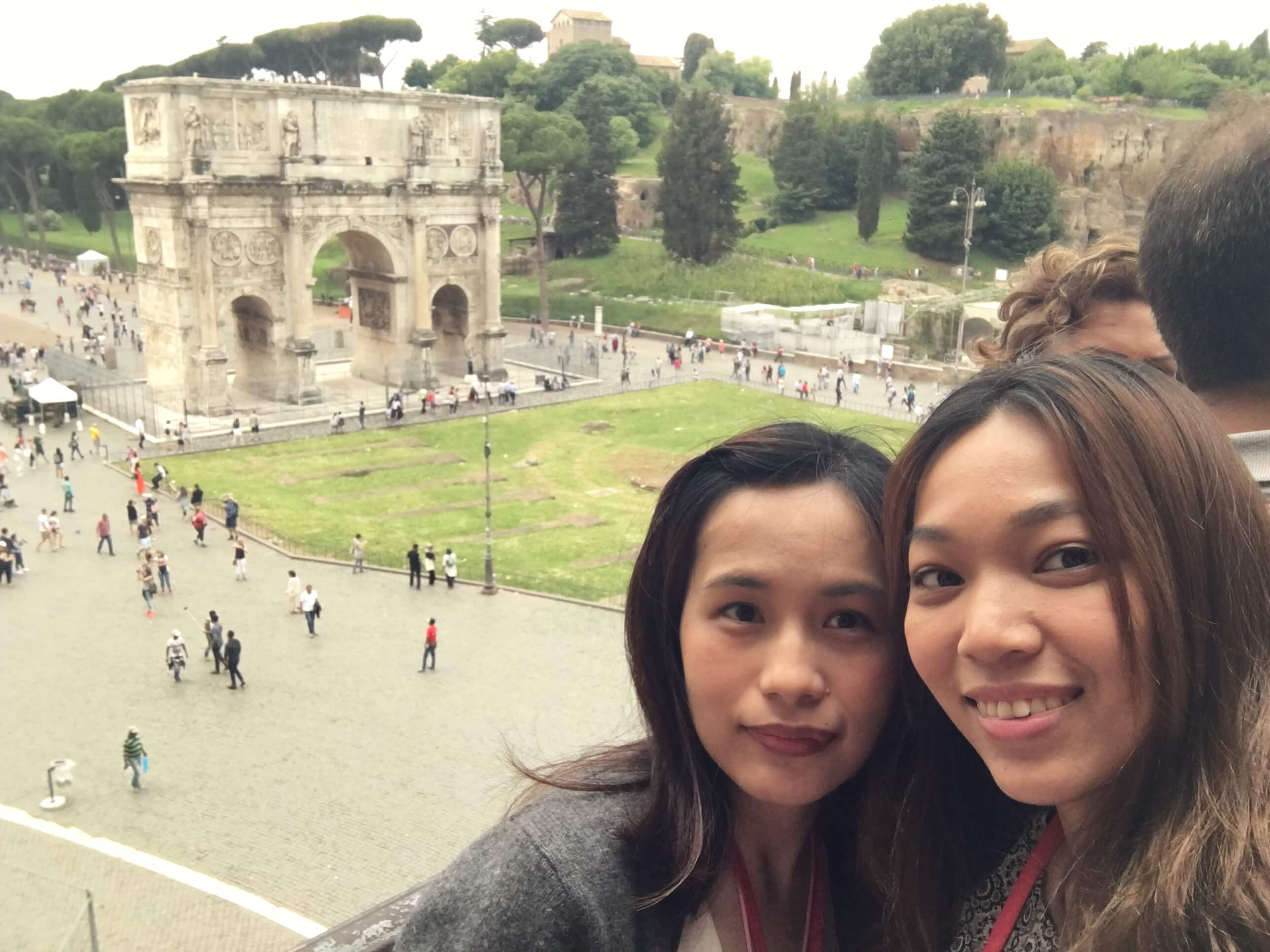 義大利|羅馬|婚紗拍攝花絮